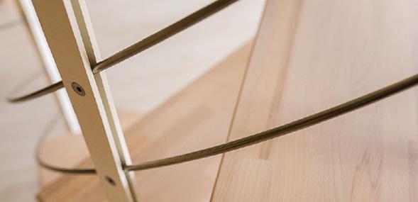 Scale legno Valcamonica